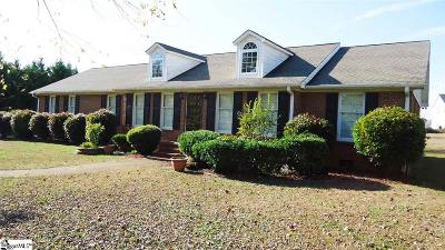 Inman Single Family Home For Sale: 36 Kilbarry