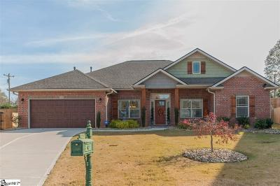 Simpsonville Single Family Home For Sale: 212 Gentle Slopes