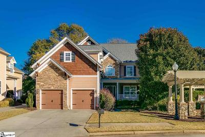 Greenville Single Family Home For Sale: 2 Applewood