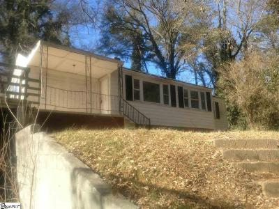 Spartanburg Single Family Home For Sale: 130 Terrace