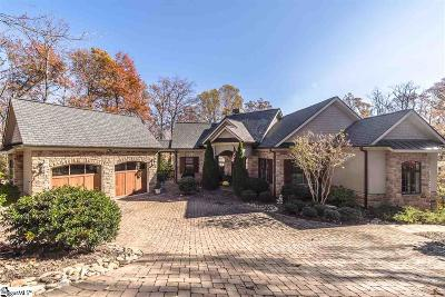 The Cliffs At Glassy, The Cliffs At Keowee, The Cliffs At Keowee Falls, The Cliffs At Keowee Falls North, The Cliffs At Keowee Falls South, The Cliffs At Keowee Springs, The Cliffs At Keowee Vineyards, The Cliffs At Mountain Park, Cliffs Valley Single Family Home Contingency Contract: 115 Blazing Star