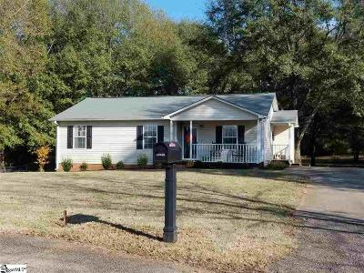 Piedmont Single Family Home Contingency Contract: 114 Elrod Place