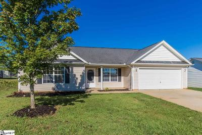 Greer Single Family Home Contingency Contract: 207 Galena