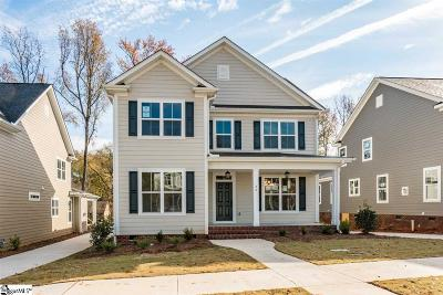 Greenville Single Family Home For Sale: 20 Highcroft