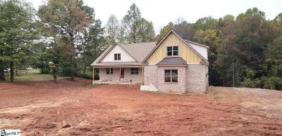 Taylors Single Family Home For Sale: 5 Masonbuilt