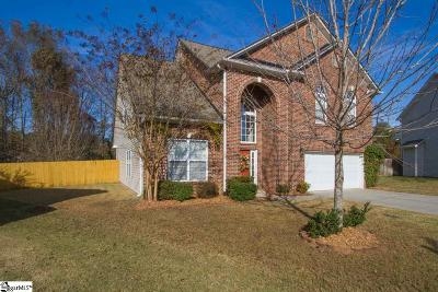 Easley Single Family Home Contingency Contract: 120 Buck Hill