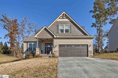 Amber Oaks Single Family Home For Sale: 212 Willowgreen