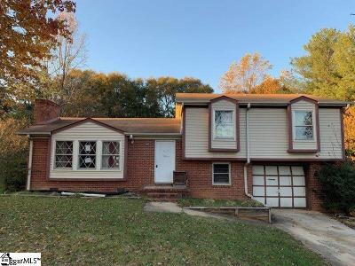 Single Family Home Contingency Contract: 11 Hicks