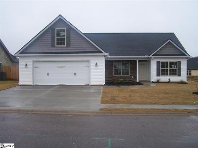 Simpsonville Single Family Home For Sale: 120 Sleepy River