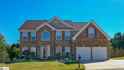Greer Single Family Home For Sale: 16 Collier