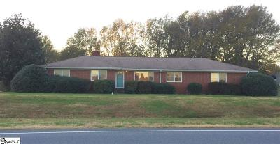 Greer Single Family Home For Sale: 3991 N 101