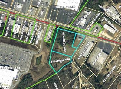Laurens Residential Lots & Land For Sale: 932/934 E Main