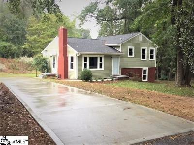 Greenville Single Family Home For Sale: 403 Roberta