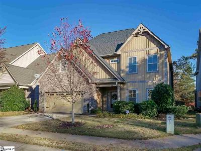 Spartanburg Single Family Home For Sale: 202 N Radcliff