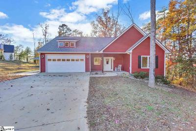 Greer Single Family Home Contingency Contract: 2515 Old Tiger Bridge