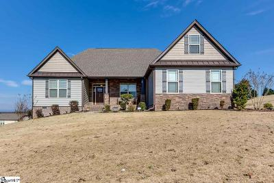 Easley Single Family Home Contingency Contract: 112 Jericho Creek