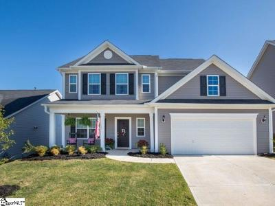 Simpsonville Single Family Home For Sale: 11 Howards End