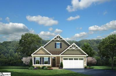 Anderson Single Family Home For Sale: 80 Greer Farm