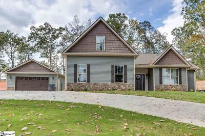 Travelers Rest Single Family Home For Sale: 110 Jones Kelley