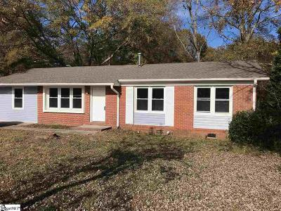 Fountain Inn Single Family Home For Sale: 115 Havendale
