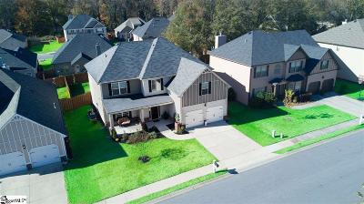 Simpsonville Single Family Home For Sale: 112 Cameron Creek