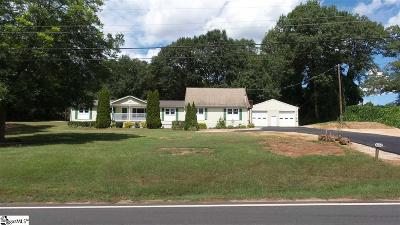 Greenville Single Family Home Contingency Contract: 4100 Old Easley Bridge