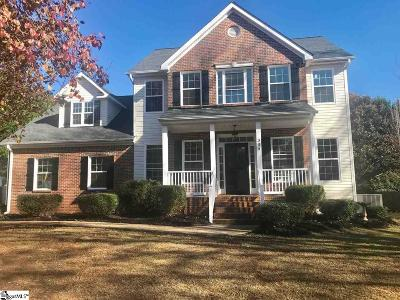 Simpsonville Single Family Home For Sale: 304 Neely Farm