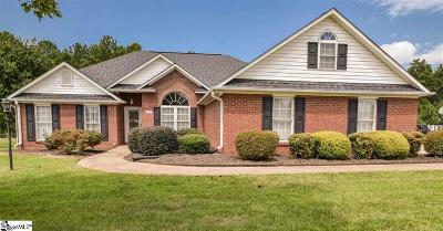 Inman Single Family Home Contingency Contract: 257 Jacob Creek