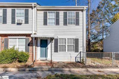 Easley Condo/Townhouse Contingency Contract: 103 Pendleton #Unit B4