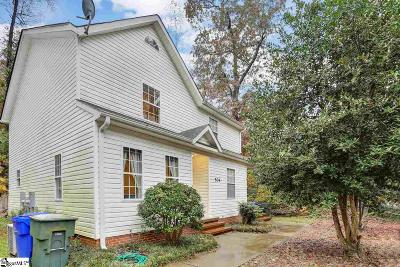 Multi Family Home Sold: 504 Lowndes Hill