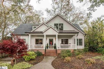 Greenville Single Family Home Contingency Contract: 20 Augusta