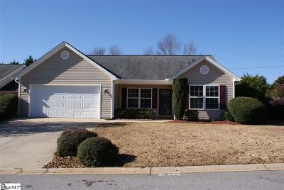 Simpsonville Single Family Home Contingency Contract: 2 Landing