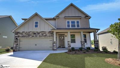 Duncan Single Family Home For Sale: 339 Tigers Eye