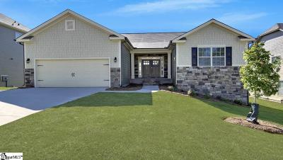 Duncan Single Family Home For Sale: 347 Tigers Eye