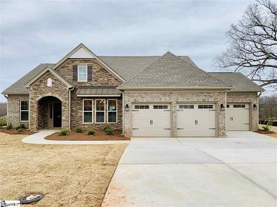 Simpsonville Single Family Home For Sale: 516 Ladysmith