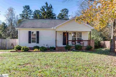 Piedmont Single Family Home Contingency Contract: 10 Susan