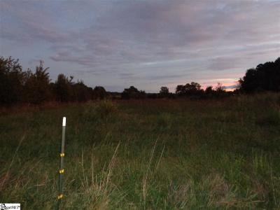 Inman Residential Lots & Land For Sale: Reynolds