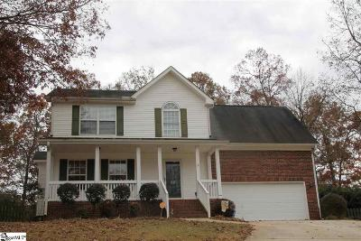 Mauldin Single Family Home Contingency Contract: 12 Harrow