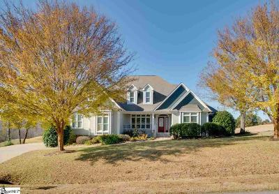 Travelers Rest Single Family Home For Sale: 50 Laurelcrest