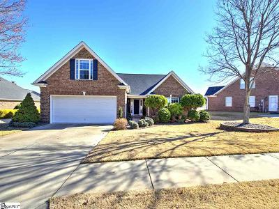 Greer Single Family Home Contingency Contract: 610 Ashley Commons