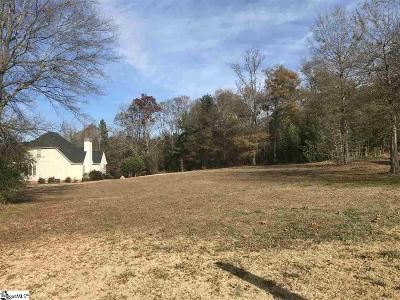 Fountain Inn Residential Lots & Land For Sale: 9 Peaceful