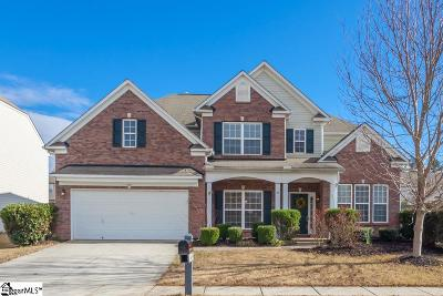 Simpsonville Single Family Home Contingency Contract: 10 Open Range