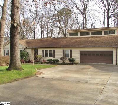 Greenville County Single Family Home For Sale: 124 Paddock