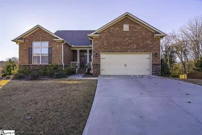 Easley Single Family Home For Sale: 210 Buxton