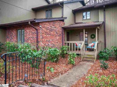Greenville Condo/Townhouse For Sale: 225 Ingleside
