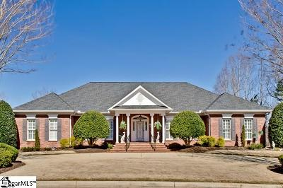 Duncan Single Family Home For Sale: 414 Old South