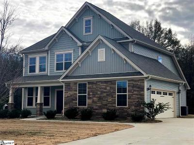 Avendell Single Family Home Contingency Contract: 105 Avendell