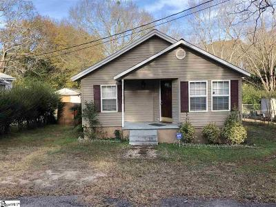 Easley Single Family Home For Sale: 502 Grant