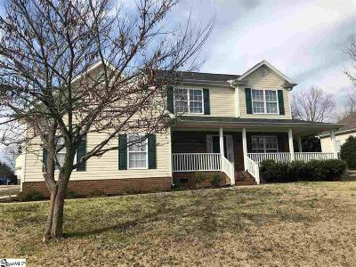 Greer Single Family Home For Sale: 100 Steepleview