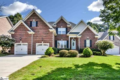 Simpsonville Single Family Home For Sale: 215 Waverly Hall
